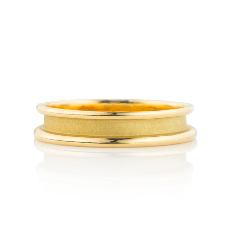 DEMI BASE YELLOW GOLD