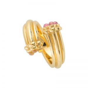 Trefoil Ring 1
