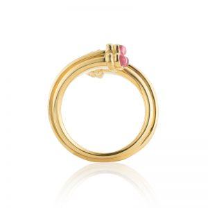 Trefoil Ring