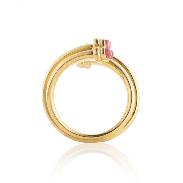 Trefoil Ring 3