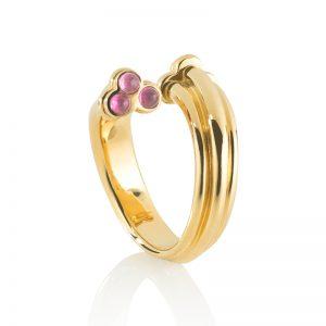 Trefoil Ring 4