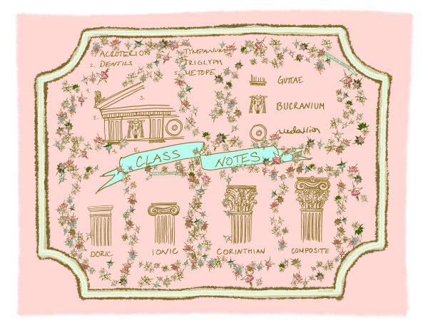 Pink Class Notes Webiste