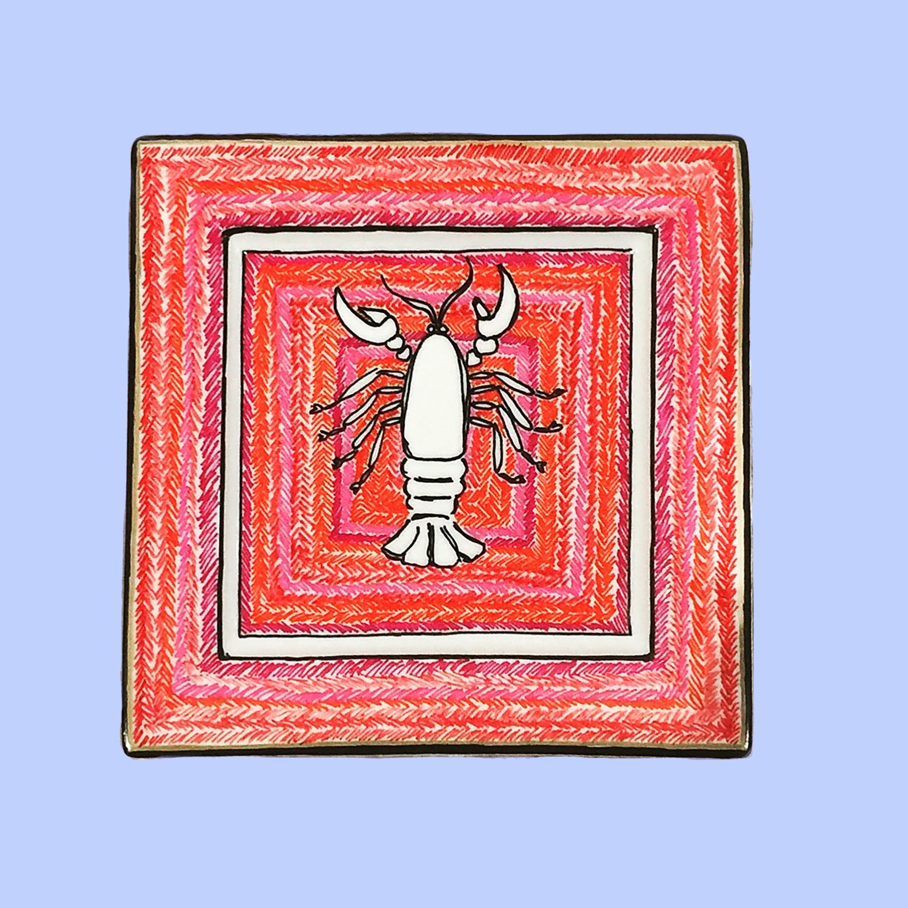 Lobster Valet Tray