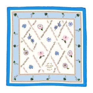 Trianon Bleu Pochette