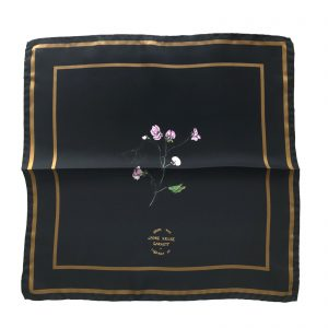 Dark Racing Green Sweet Pea Pochette