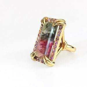 The Captian's Chair Ring