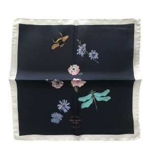 Dark Navy Sweet Pea Pochette