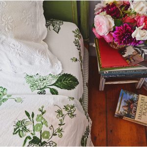 Racing Green – Bridge Street Duvet Cover