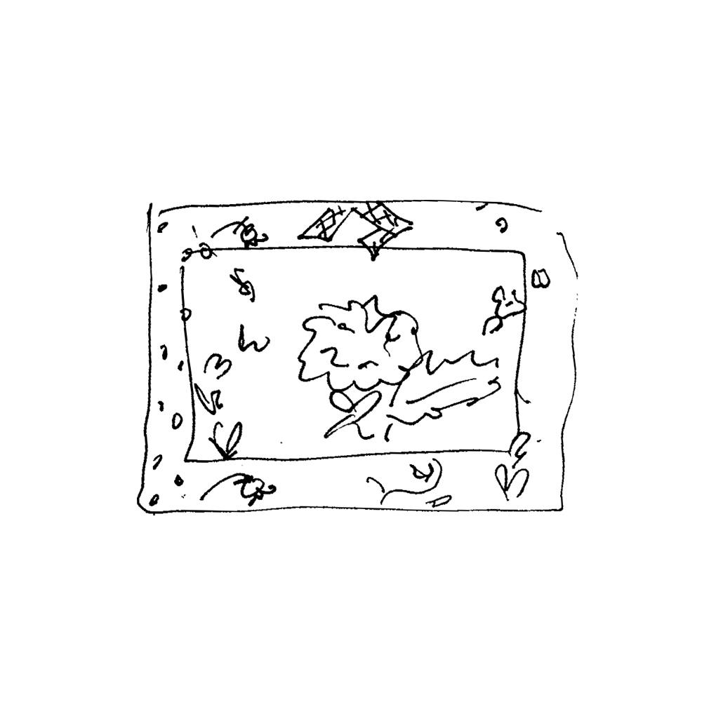 Standard Sham Sketch Copy